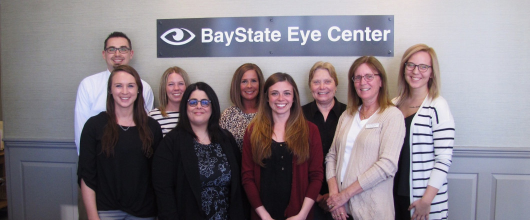 Staff and Doctors of BayState Eye Care