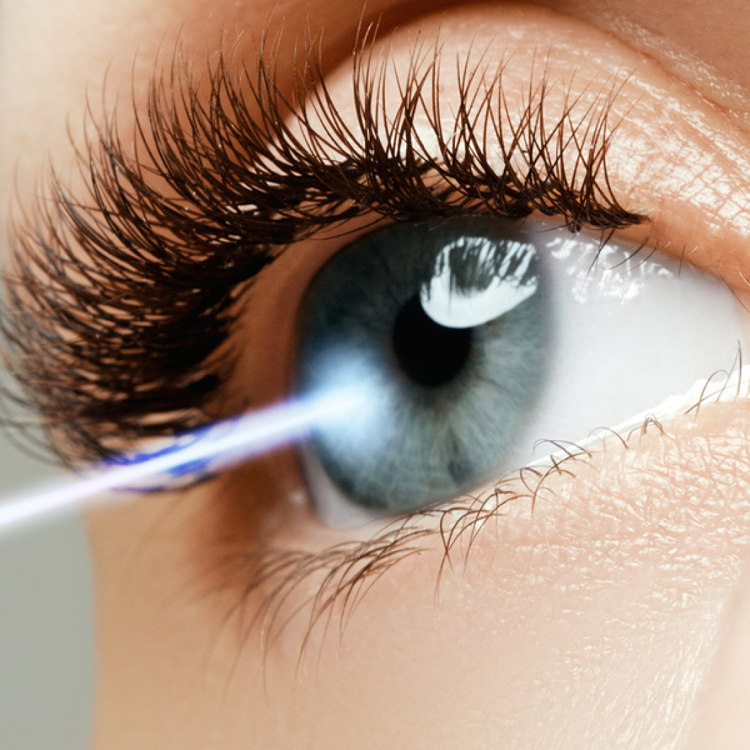 We offer laser vision evaluations in Mansfield and Plymouth, MA